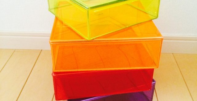 収納には箱を!便利でおしゃれな収納ボックス7選