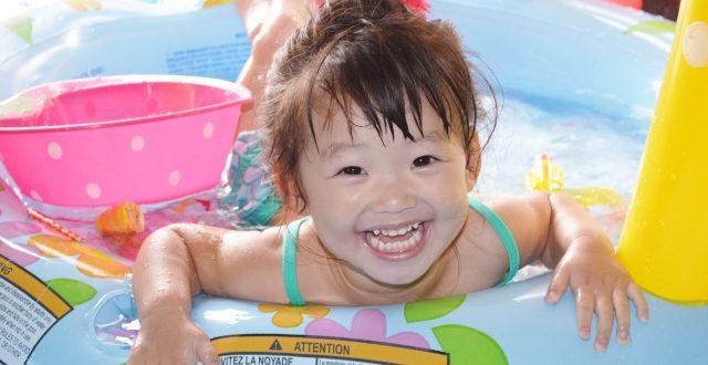 暑い日を子供と一緒に楽しもう!子供用ビニールプールの選び方とおすすめ商品 | Swippブログ