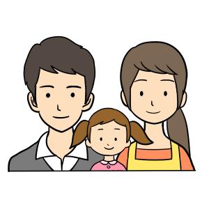 子育て世帯のアイコン